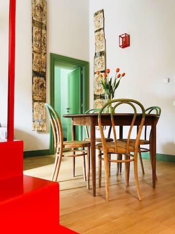 Le Case dell'Armatore Casa Piazzetta Tavola Tonda