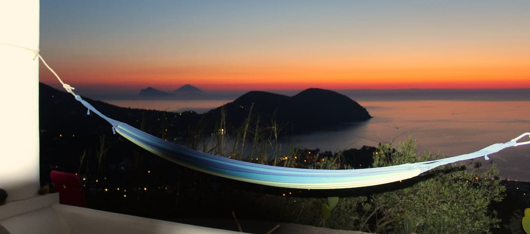 Double room on the sky (&breakfast) - Lipari - Bed & Breakfast