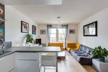 Appartement cosy proche de Paris - Apartemen