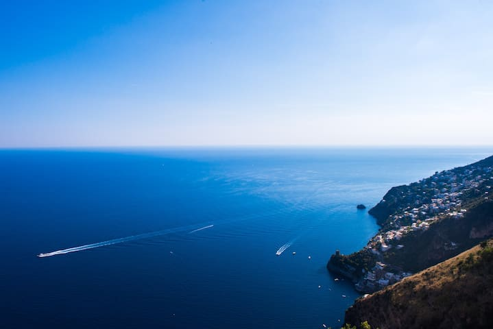 Il Ciuccio - Sosòre - Amalfi Coast