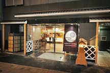 10min ASAKUSA! W/FOOT BATH! 4ppl PRIVATE ROOM/4B