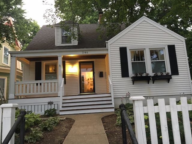 Charming Cape Cod in Historic St. Charles