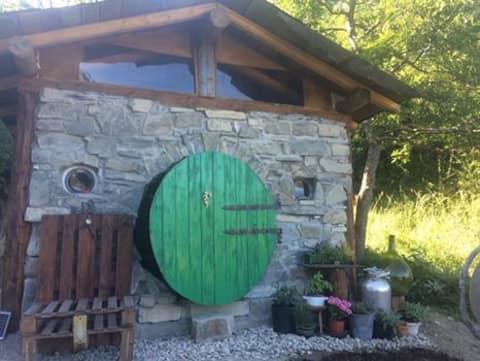 Rumah Hobbit di Italia