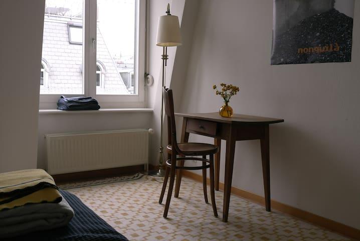 Klein und Fein - über den Dächern von Luzern - Lucerna - Apartament