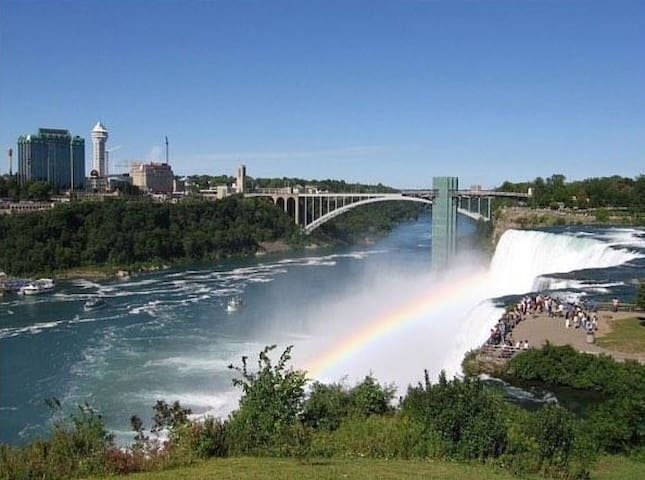 1 minute to Rainbow bridge USA