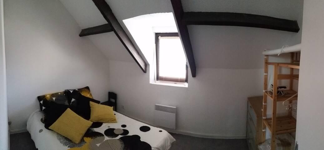 chambre parents 140*190