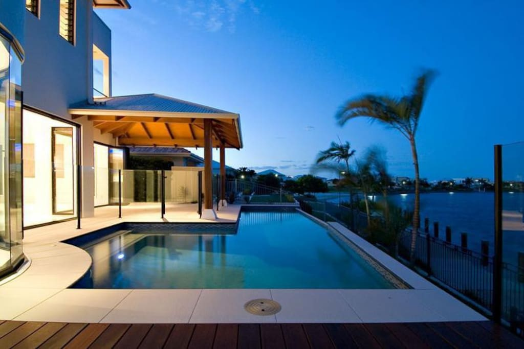 Luxury by the Water