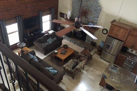 Mountain Home in Fairplay,Colorado - Fairplay - Casa