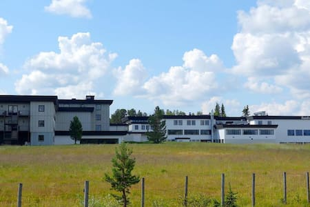 Nice mountain hotel apartment in Sanderstølen