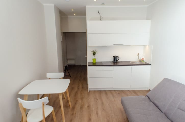 Brand new and cosy apartment with a terrace