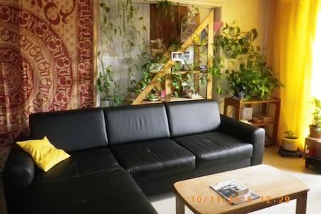 Jolie chambre confortable et privée ds appartement - Beauvais