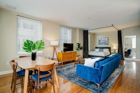 Abode   Memphis   Beale Street Spacious Loft Apartment