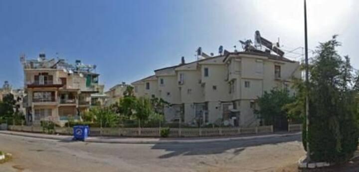 Örnekköy'de triplex villa