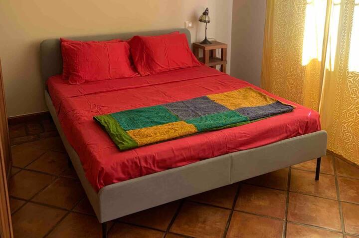 Appartamento autonomo in Villa 4 + 1 posti letto