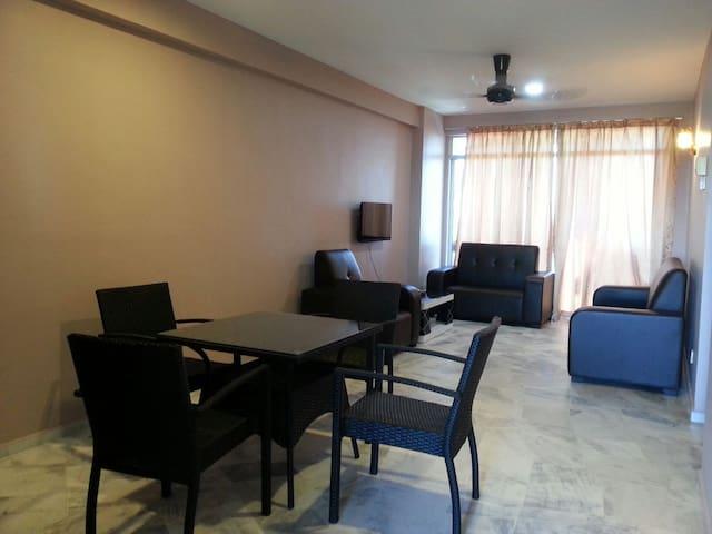 Glory Beach Resort (3rooms apartment)