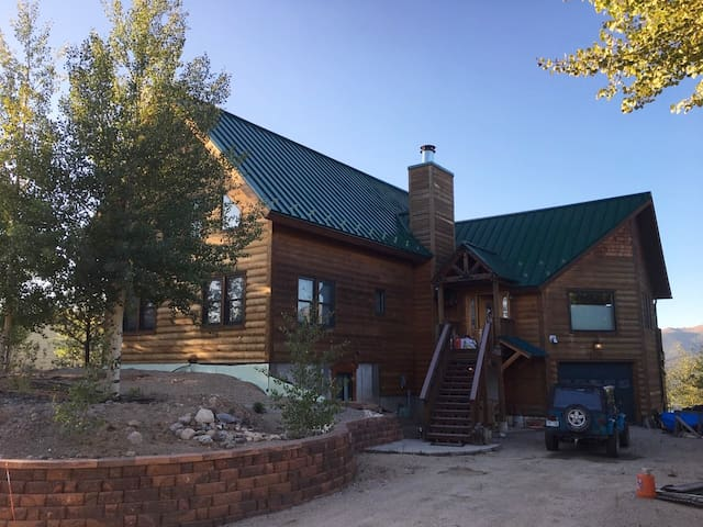 Star Light Lodge 142 Parry Peak Dr. Twin Lakes