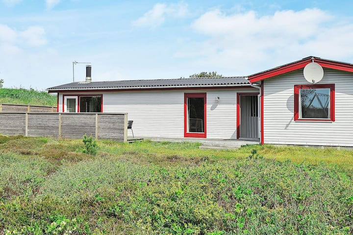4 person holiday home in Hvide Sande