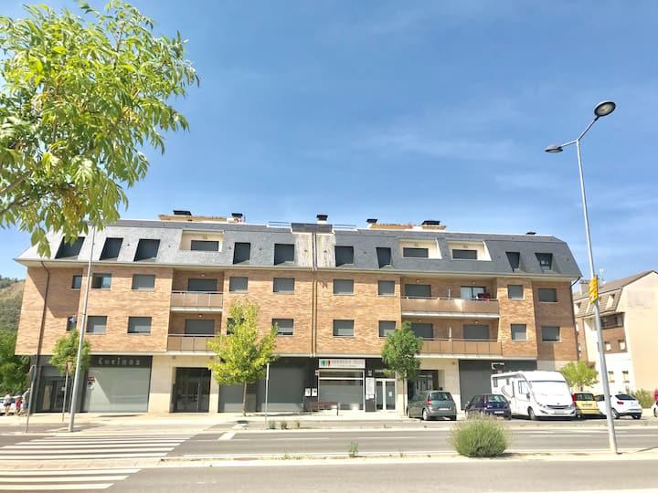 Apartamento Cinca Pirineo en AINSA