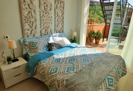 Very Central Cosy Cute Attic, Views - Alacant - Pis