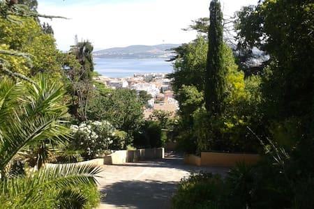 Sète: Chalet indépendant, vue sur Etang de Thau
