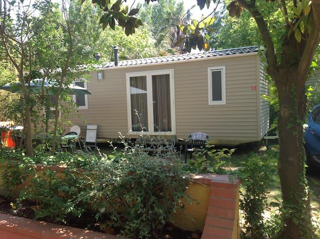 Camping La Sirène 5*  2 bedrooms 25m2