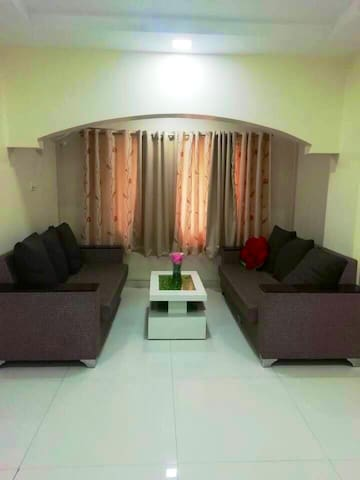 2BHK fully furnished Service aptmnt nr Pune ITpark