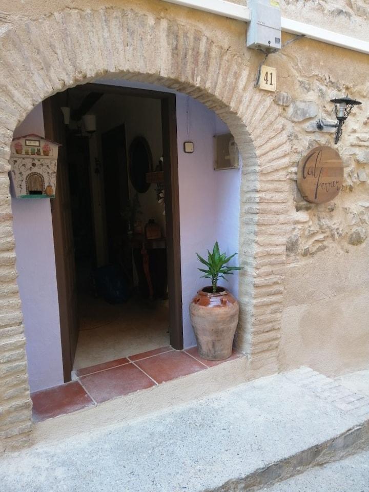 Casa de poble al Priorat més tranquil.