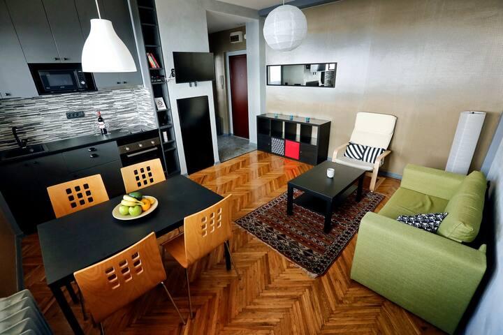 LUX Belgrade apartment / Prime location