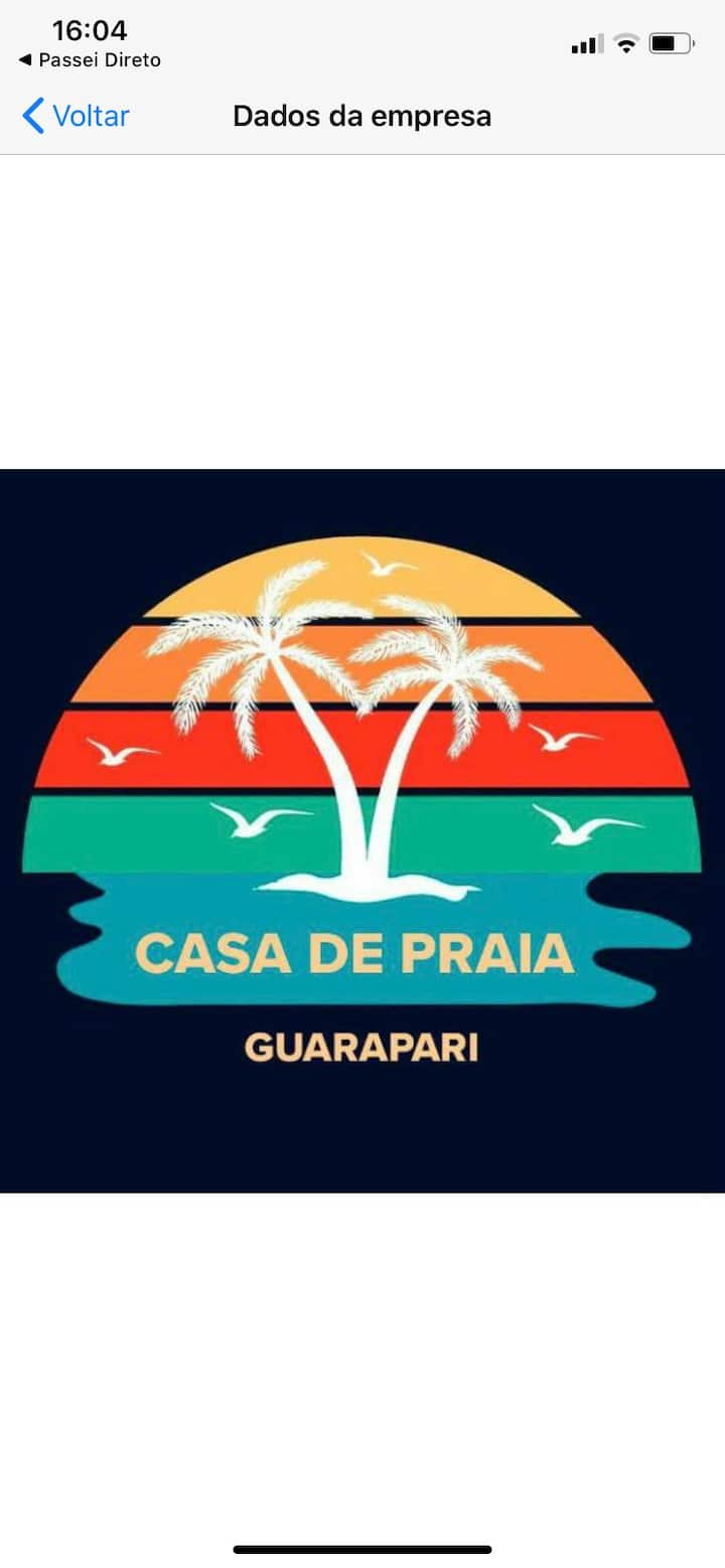 Casa de Praia Guarapari - Praia do Morro