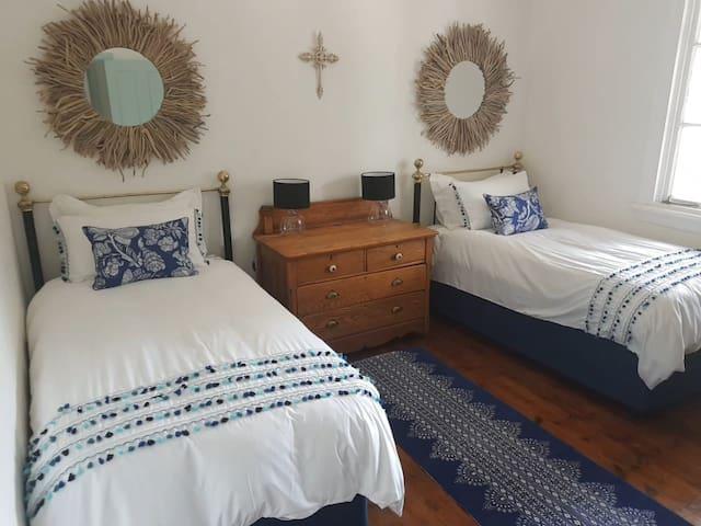 Twin Bedroom No 1