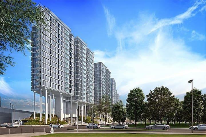 Luxury Living Parkapartment N05