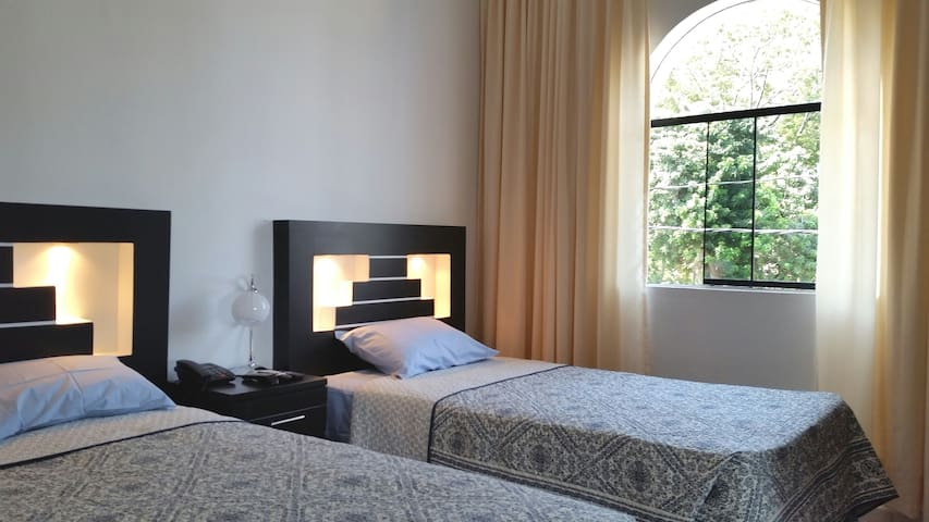 Nice Apartment alongside Water Park in Sta Beatriz