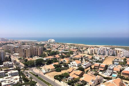 The Best Sea View Penthouse for the Best Travelers - Ashkelon - 公寓