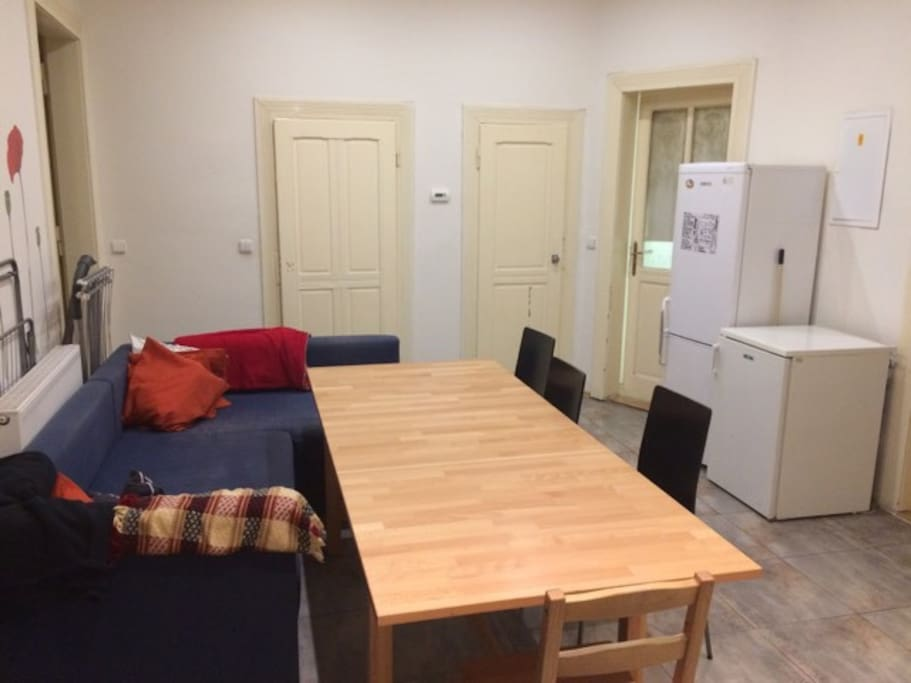 Kitchen/Common Area 2