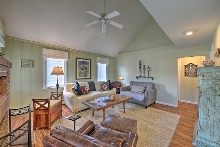NEW! Cozy Beach Getaway ~  6 Mi to Atlantic City!