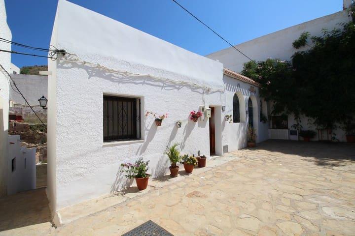 La Isla Bonita - Mojacar house on the hill