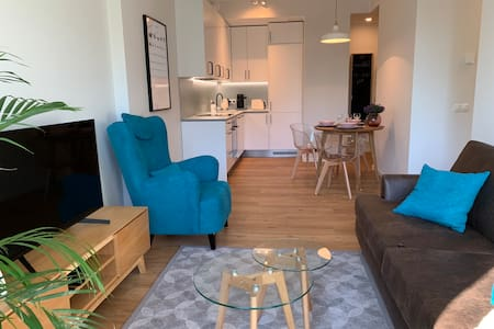 Brand New Apartment in Telliskivi Creative City