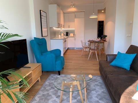 Brand New Apartment in Telliskivi Creative City