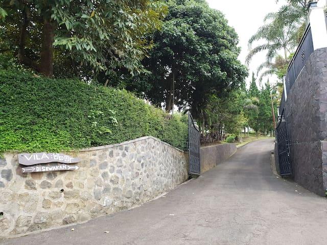 Villa Obor Cilember