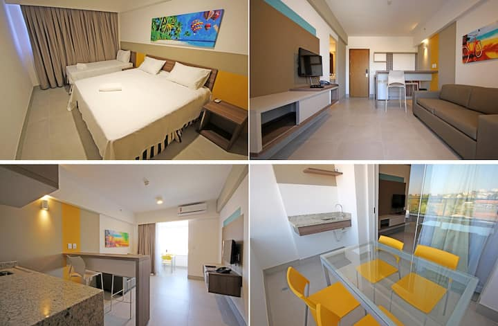 Apartamento Olimpia Park Resort - 5 Estrelas