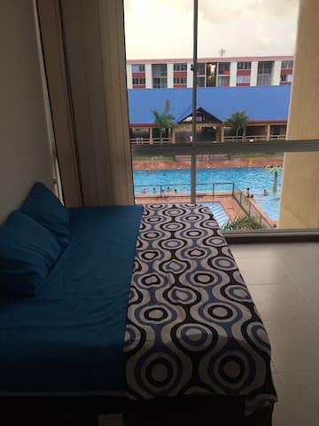 Lindo Apartamento para descanso. - Villavicencio  - Byt