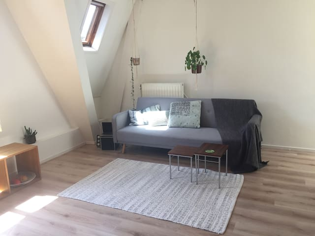 Bright 1-bed in central Amsterdam w fab views