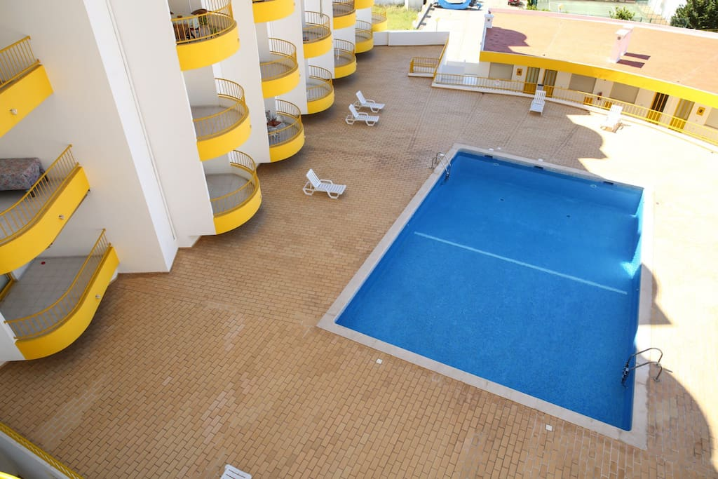 Adults and kids swimming pool