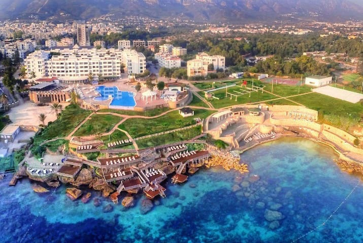 Jasmine Court Hotel & Casino - Girne - Overig