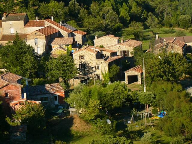 Le Vivier, Ardèche, Pays des Vans
