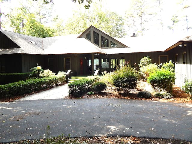 MASTERS PRICE REDUCED: Lakefront Home on Oconee