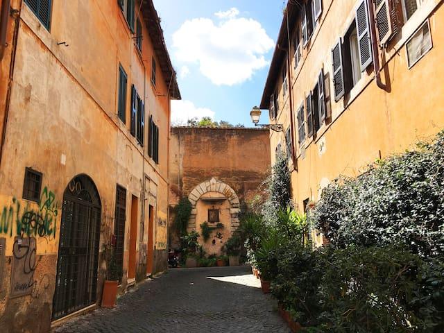 Green Loft Trastevere