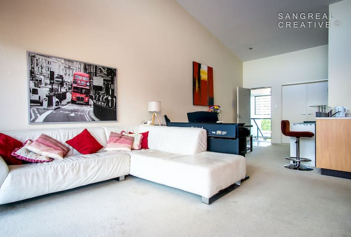 Holiday Apartment close to Perth CBD RIVERVALE - Rivervale - Apartment