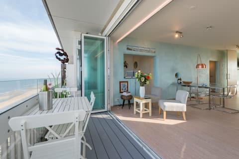 Luxurious Beach Suite Zandvoort