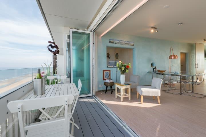 Luxuriöse Beach Suite Zandvoort